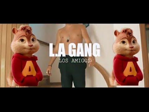 LA GANG-Los Amigos (chipmunk)