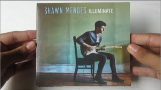 Baixar Shawn Mendes - Illuminate ( Album Deluxe Edition ) - Unboxing CD en Español