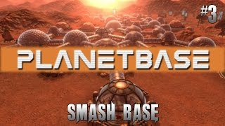 Planetbase #3 Lab Work