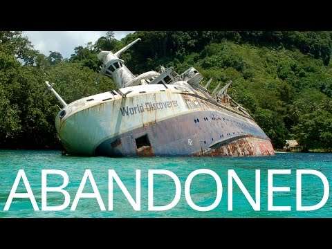 Abandoned - World Discoverer