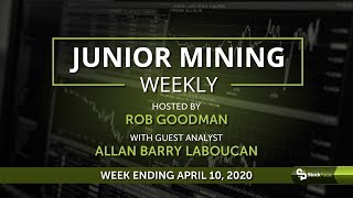 Junior Mining Weekly: Wrap-up For the Week Ending April 10, 2020