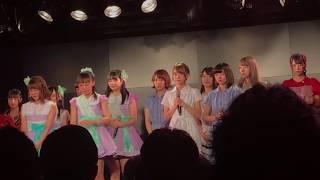 出演:さきどり発進局、Clef Leaf、Anchor Lady、Dolly Kiss 会場:AKIB...