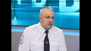 Интервью Алексей Членов начальник управления ГИБДД по Красноярскому краю