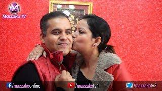 Mazzako Guff || Sarita & Rishi || फ्यानले सरितालाई छोरीसहित बिहे गर्छु भनेपछि || Mazzako TV