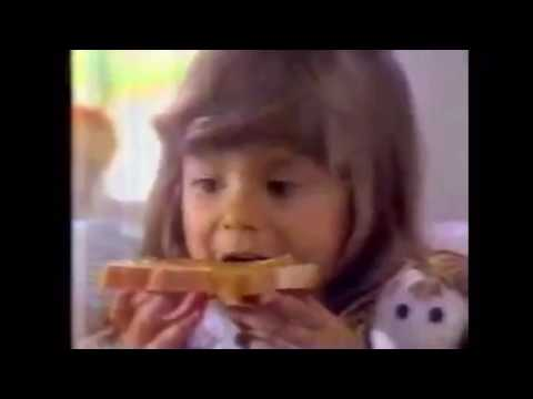 Judith Barsi commercials from the 80s