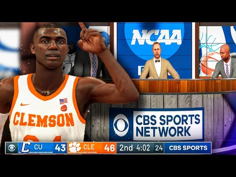 2K Fans Created An NCAA March Madness Video Game.. NEVER BEFORE SEEN MyCareer!