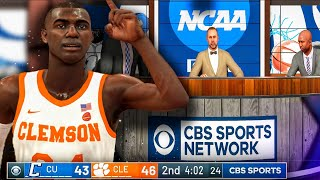 2k Fans Created An Ncaa March Madness Video Game  Never Before Seen Mycareer! | Dominusiv