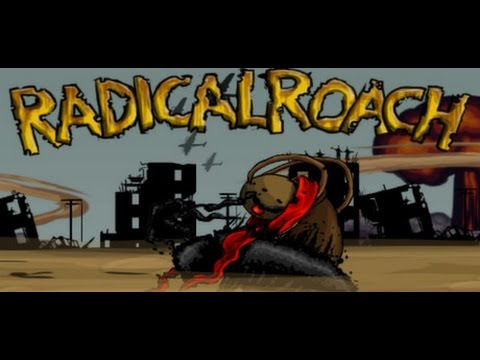 RADical ROACH Deluxe Edition Gameplay |