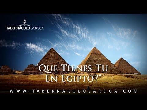 Pastor Carlos Morales - Que Tienes Tu En Egipto?