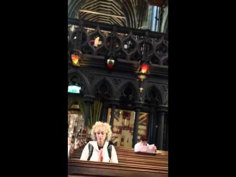 Glasgow Cathedral organ