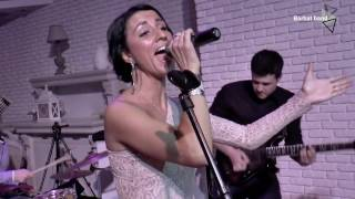 "Анастасия Маркес, ресторан ""Artist"" живой вокал | Тюмень"