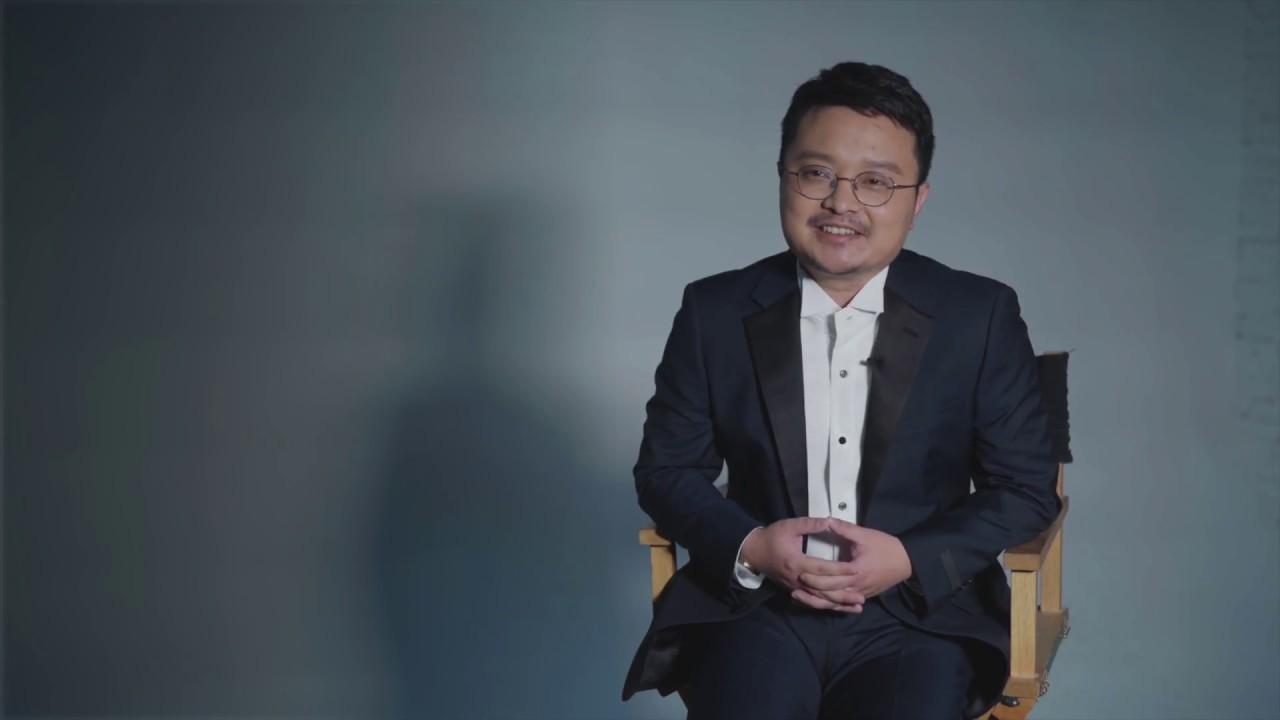 第55屆金馬獎最佳導演入圍訪談:畢贛 - YouTube