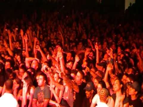 SOCIAL DISTORTION - BALL AND CHAIN - live @ Via Funchal, Sao Paulo, Brazil - 17APR2010
