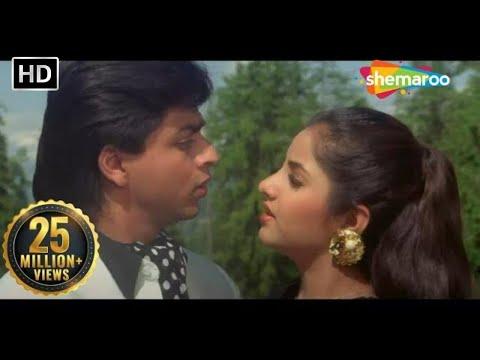 Download Aisi Deewangi (ऐसी दीवानगी) - MOST VIEWED SONGYOUTUBE - Deewana - Shah Rukh Khan - Divya Bharti