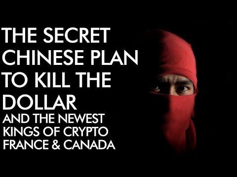 🎬 Crypto Lark: China's Secret Plan to Kill the $$ & New Crypto Kings