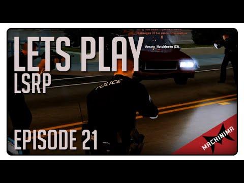 [LSRP] Let's Play - Episode 21 - New Police Station!