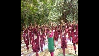 Part 2: Daily Yoga for Healthy Body & Mind. ஆரோக்கியமான......