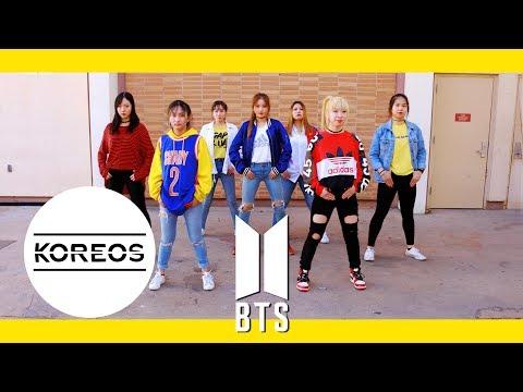 [Koreos] BTS 방탄소년단 - DNA Dance Cover 댄스 커버 (Female Version)