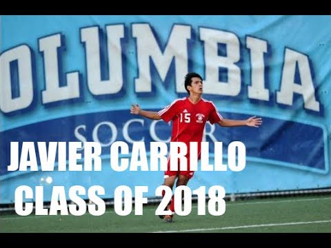 JAVIER CARRILLO  College Soccer Recruiting Highlight Video  Class of 2018