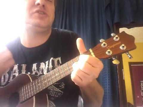 Och Ziuta | Shakin Dudi - zagrane na ukulele