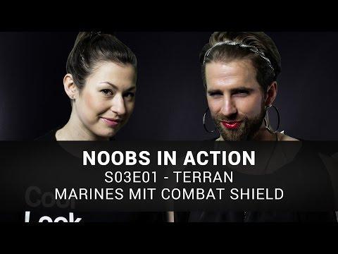 NIA S03E01 - Marines mit Combat Shield (Terran)