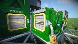 SPACE ENGINEERS #664 ♦ Energie-Probleme