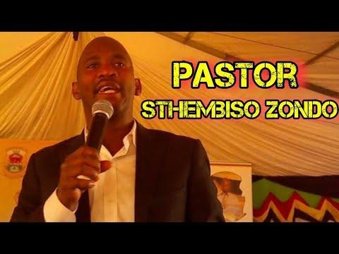 Pastor Sthembiso Zondo - Yiba Isibusiso Kumuntu (Motivation)