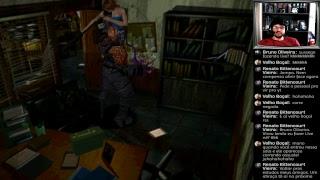 LIVE - Maratona Resident Evil 1 2 3 - PS1