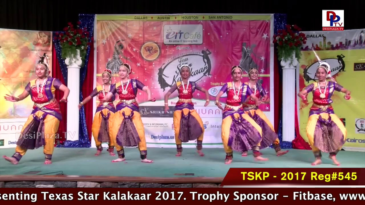 Finals Performance - Reg# TSK2017P580 - Texas Star Kalakaar 2017