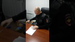 Беспредел в погонах неадекваты полиции Ростова на дону