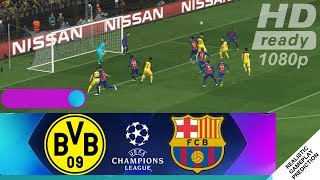 Borussia Dortmund vs Barcelona | Champions League 2019 | Live En vivo