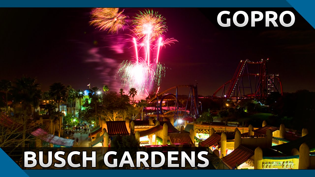 Busch Gardens Tampa Youtube