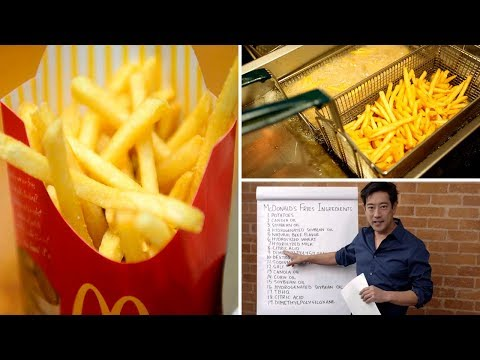 When You Find Out What Is In McDonalds French Fries, You Will Be Shocked!