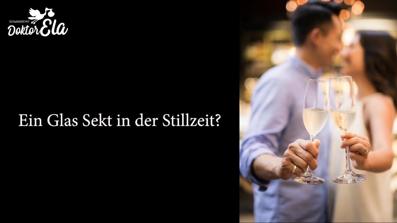 Ein Glas Sekt in der Stillzeit? | SCHWANGER MIT DOKTOR ELA | #23