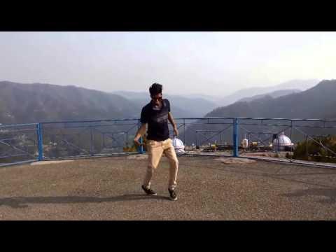 Lyrical hip hop on  HASI from Hamari Adhoori Kahan HD bya a very good dancer