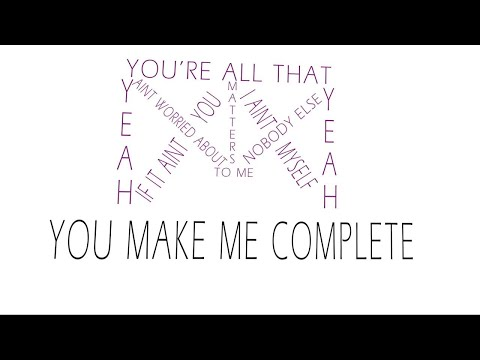 Justin Bieber - All That Matters (Lyric Video)