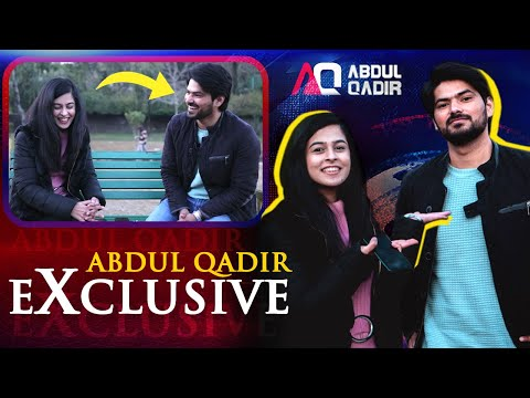 From Student life To Covering Prime Minister of Pakistan, A Candid Conversation With Abdul Qadir.