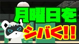 【月曜日】Monをシバくアライグマ【倒す】