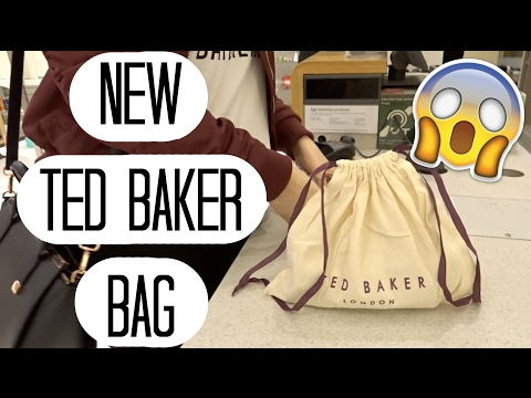 NEW TED BAKER BAG!!