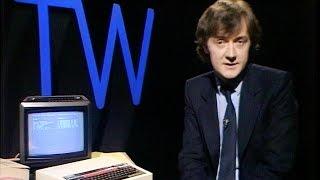 Early Data Encryption Software   Tomorrow's World   Brit Lab   BBC