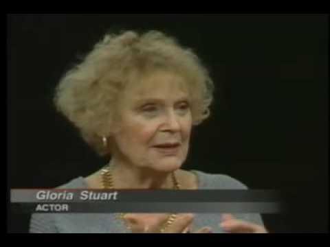 "Gloria Stuart on ""Titanic;"" Clinton vs. Ken Starr; Stanley Crouch (Feb. 28, 1998) | Charlie Rose"