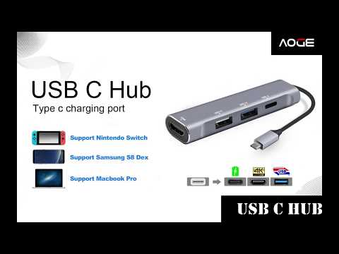 aoge-how-to-use-usb-c-hub-to-connect-nintendo-switch/samsung-dex-function