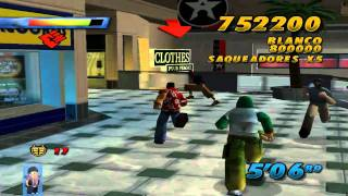 state of emergency gameplay ps2, pc Español