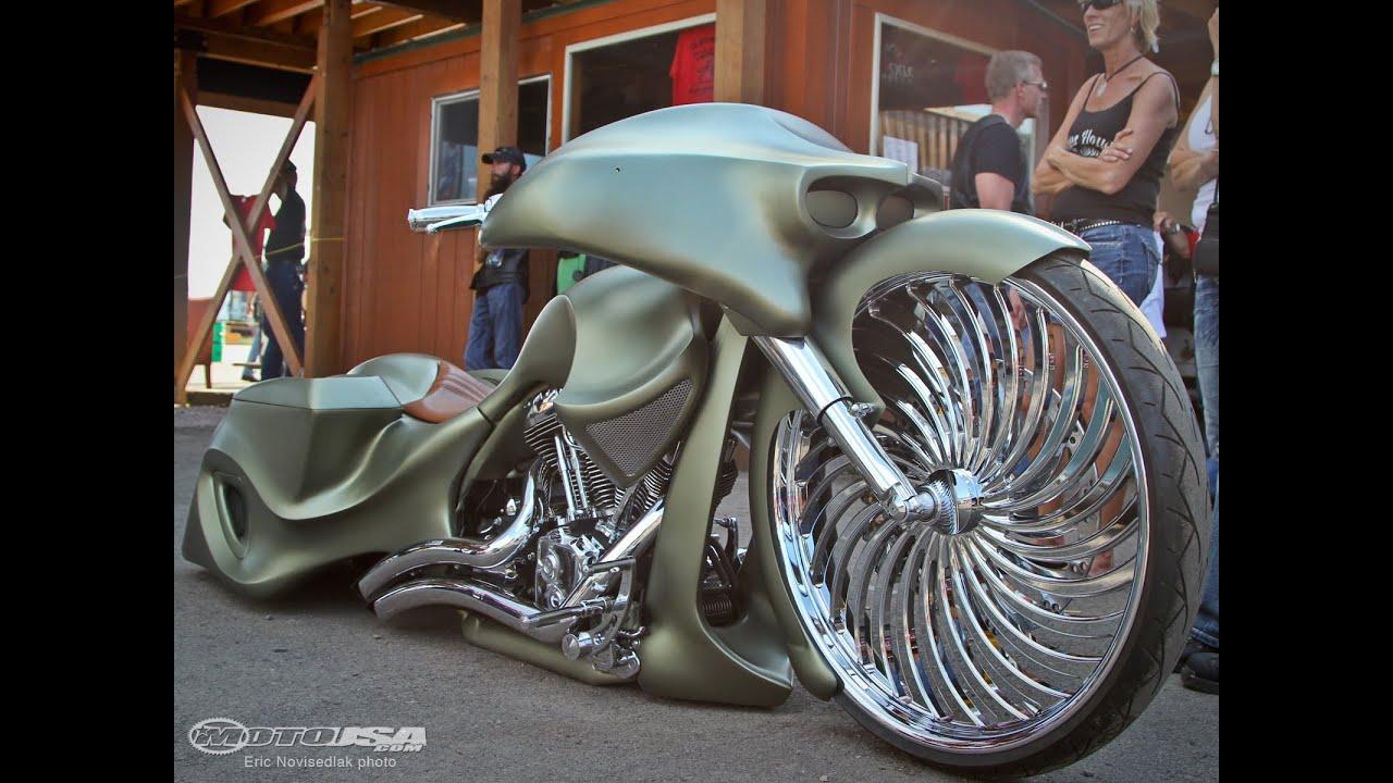 2014 Sturgis Rat S Hole Custom Bike Show Motousa Youtube