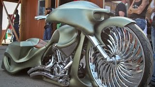 2014 Sturgis Rat's Hole Custom Bike Show - MotoUSA
