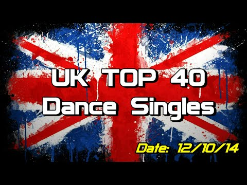 UK Top 40 - Dance Singles (12/10/2014)