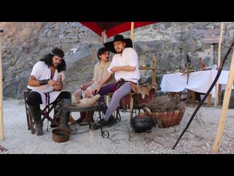 Ferreiro, Marceneiro e Alquimista na Feira Medieval de Leiria 2016