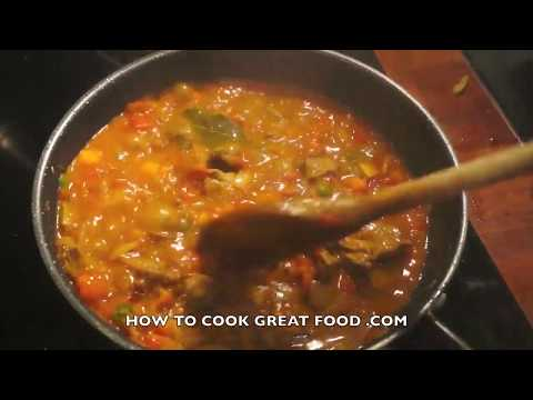 Easy Cook Lamb Curry - Simple Lamb Curry - Mutton Curry - Lamb Gosht