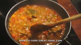 Fantasic Easy Cook Lamb Curry Recipe