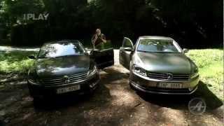 Volkswagen CC vs Volkswagen Passat